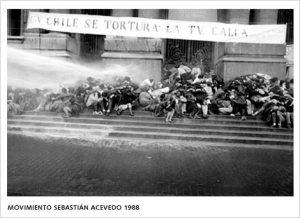 Santiago de Chile, 1988